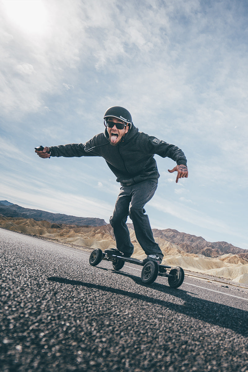 Evolve - Electric Longboards & Motorised Skateboards