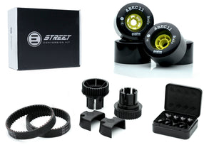 Street Conversion Kit - 107mm Wheels & 38T gear