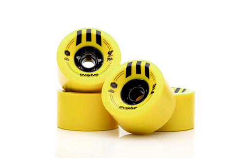 GTR Evolve Street Wheels 97mm (Wheels Only)