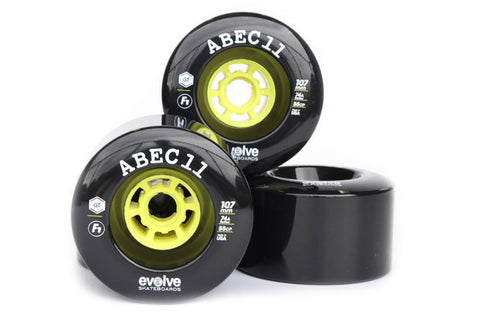 ABEC/Evolve 107mm Wheel