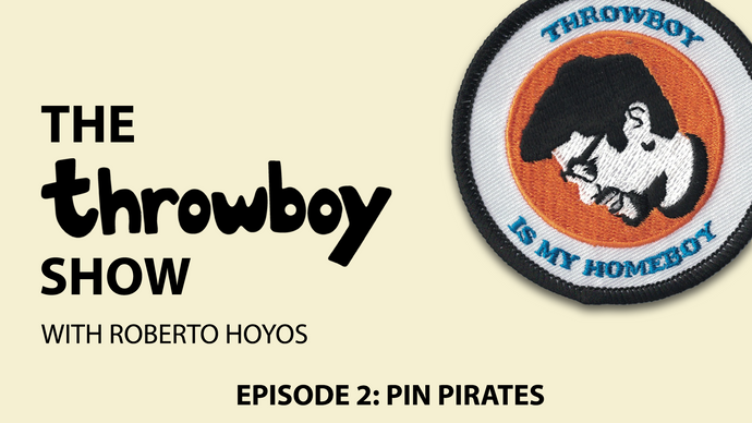 The Throwboy Show - Episode 2 - Pin Pirates