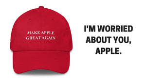 Make Apple Great Again Hat