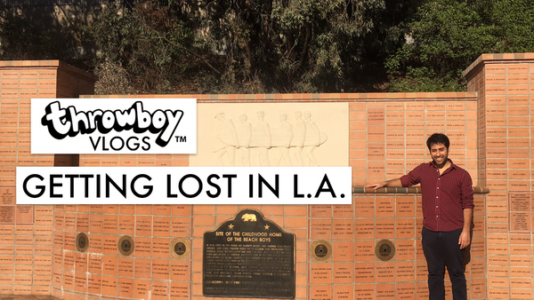 Throwboy Vlogs 025 | Lost In LA feat. Romina
