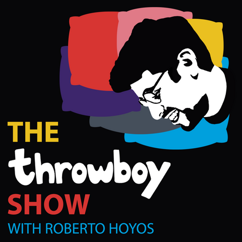 The Throwboy Show - podcast artwork