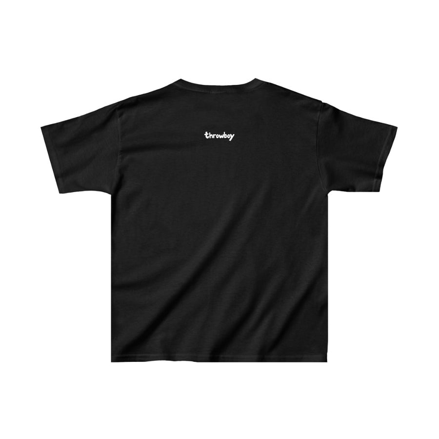 Command Rainbow Youth T-shirt Black