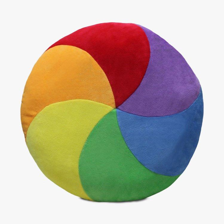 Spinning Wheel (of Death) Pillow