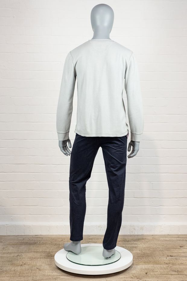 """Holne"" Classic Henley"
