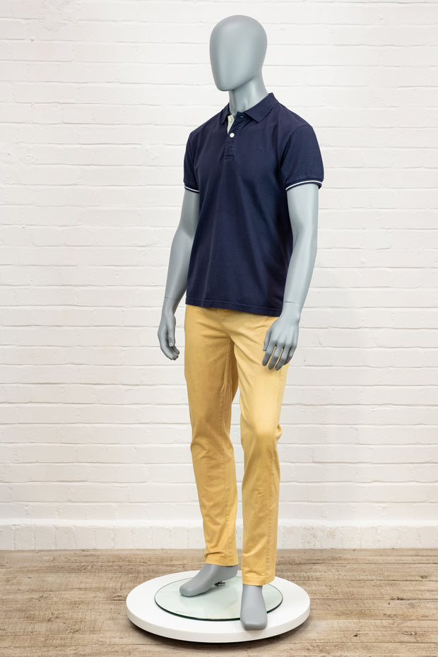 """Ely"" Classic Polo Shirt"