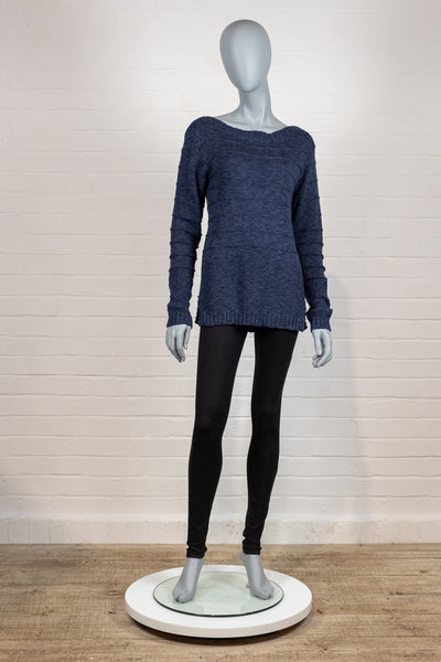 """Wedmore"" Lace Cotton Knit"