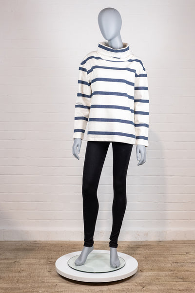 """Ness"" Cowl Neck Sweater"