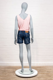 """Sutton"" Denim Shorts"