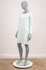 """Challacombe"" Breton Stripe Dress"