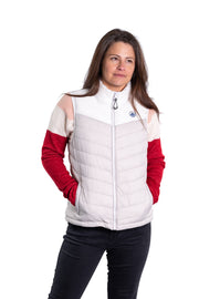 """Hayle"" Quilted Gilet"