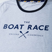 The Boat Race Retail Range Ladies Tee - Sports Grey