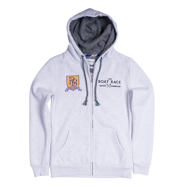 The Boat Race Retail Range Ladies Hoodie - Grey