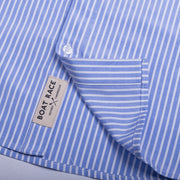 The Boat Race Retail Range Mens Oxford Shirt - Blue Stripe