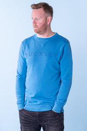 Ilfracombe Washed Crew Neck Royal