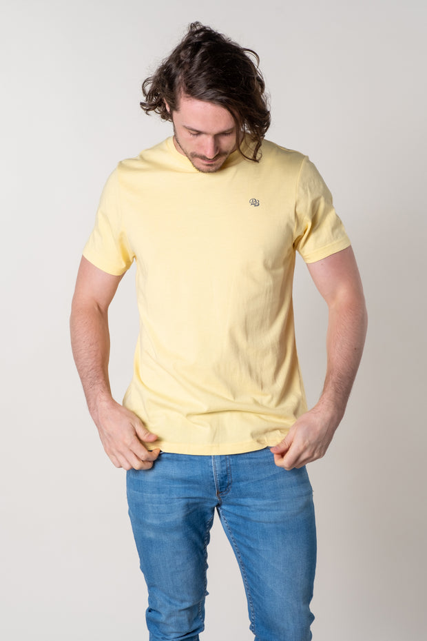 Sherford Classic T-Shirt in Primrose