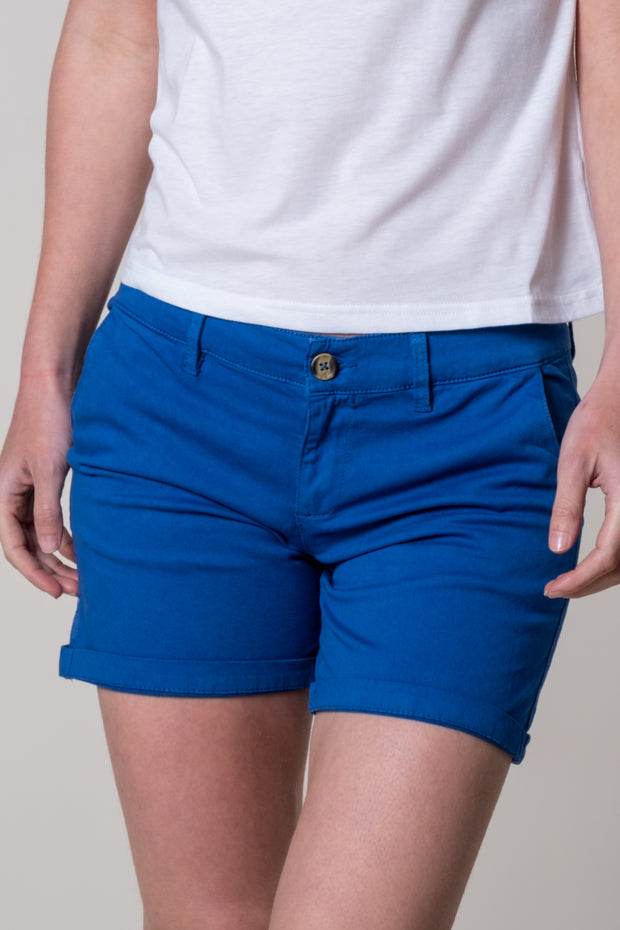 Instow Chino Shorts In Blue