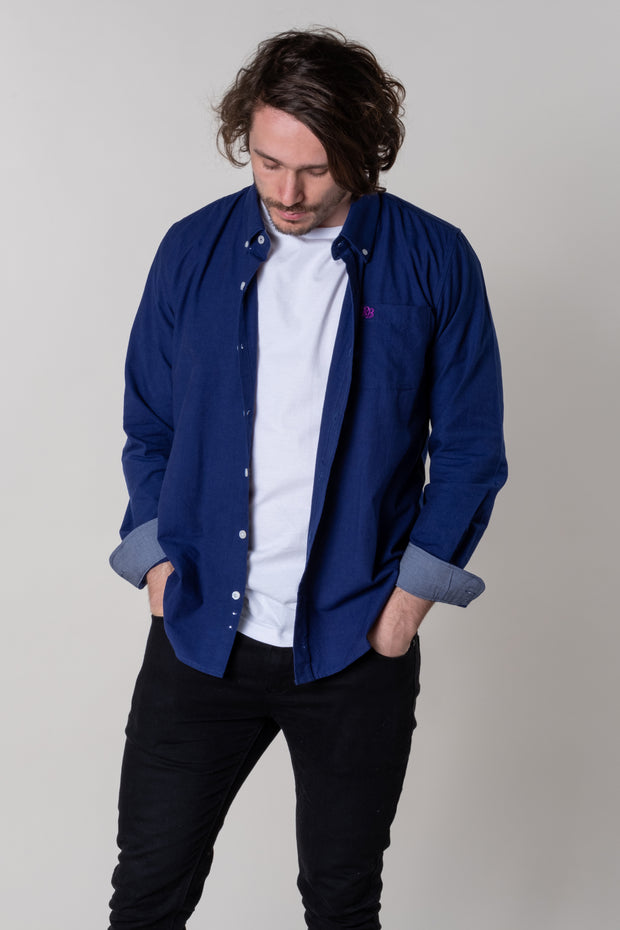 Southpool Oxford Shirt In Peony