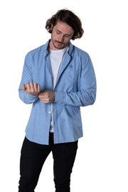 Dartmouth Oxford Shirt In Blue