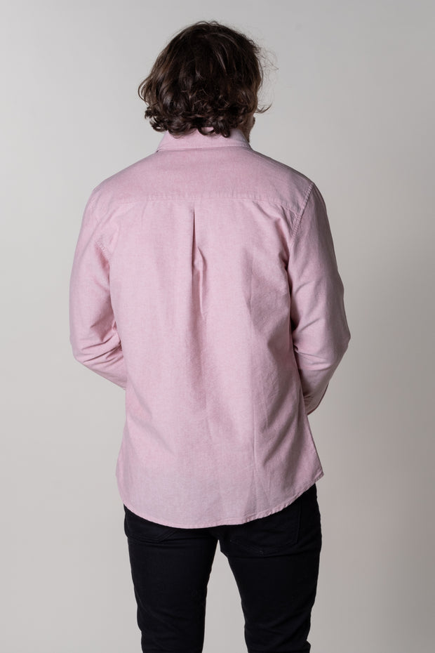 Southpool Oxford Shirt in Rose