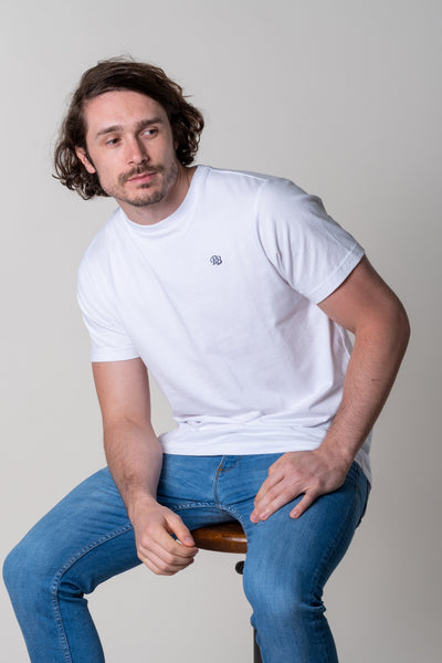 Sherford Classic T-Shirt In White