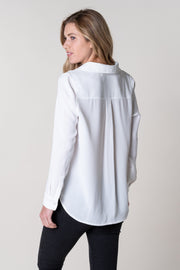 Widicombe Shirt In White