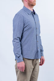 Sidmouth Shirt In Chambray