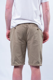 Morebath Chino Shorts In Stone