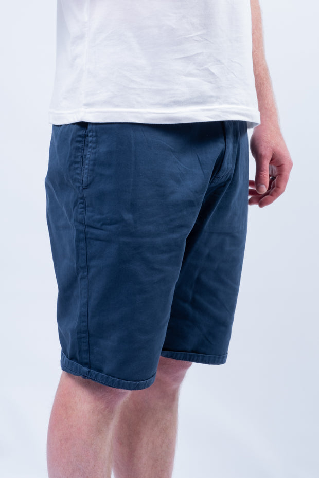Morebath Chino Shorts In Navy