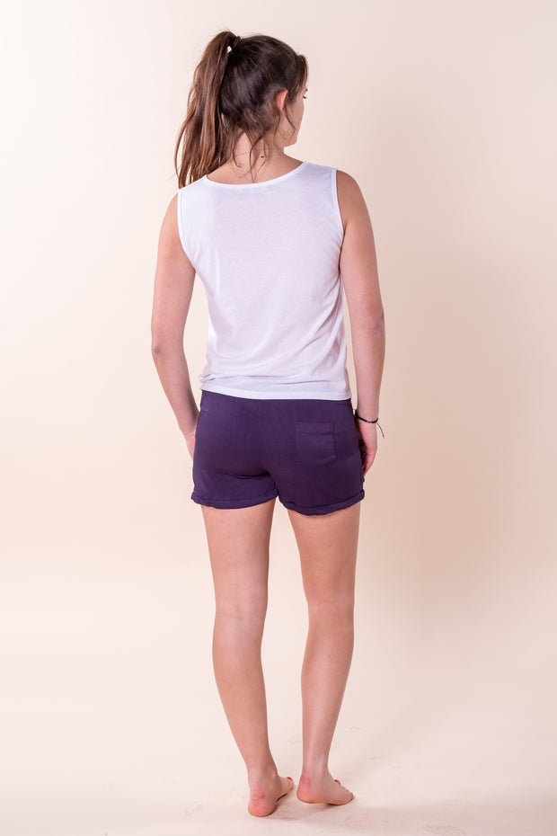Braunton Shorts in Navy