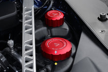 Load image into Gallery viewer, Toyota GR Supra 2020+ (A90) BLACKLINE Performance Coolant Cap Cover Set