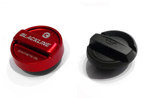 Toyota GR Supra 2020+ (A90) BLACKLINE Performance Oil Cap Cover
