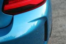 Load image into Gallery viewer, BMW M2 / M2 Competition (F87) BLACKLINE Rear Reflector Overlay Kit