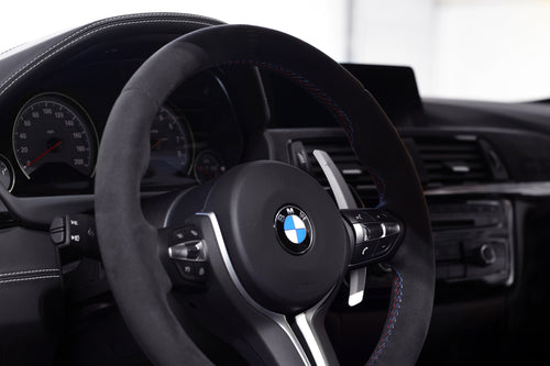 BMW F Chassis BLACKLINE Spec Billet Paddle Shifter Set