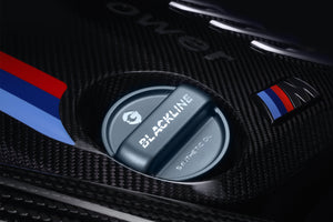 BMW M Car Series BLACKLINE Performance Oil Cap Cover