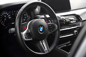 BMW G Chassis BLACKLINE Spec Billet Paddle Shifter Set