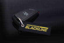 Load image into Gallery viewer, BLACKLINE YEAR ONE Black & Gold Key Tag