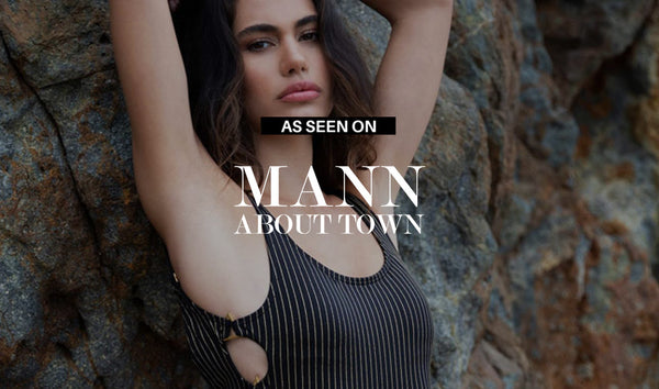 As seen on Mann about Town | Suit Up!