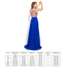 Load image into Gallery viewer, Women Elegant Maxi Dress High Waist Printing A-line Floor Length Party Dress Prom Dress Wedding Dress