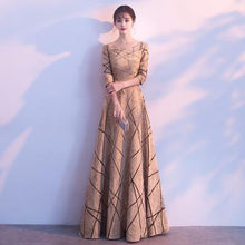 Load image into Gallery viewer, SHANGHAI IN THE AFTERNOON Prom Dress
