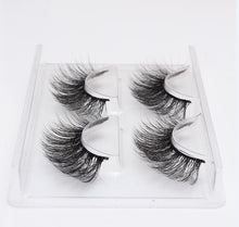 Load image into Gallery viewer, Reagan's 3D mink lashes eyelash extension