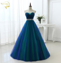 Load image into Gallery viewer, THE SWEETHEART Prom Dress