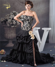Load image into Gallery viewer, TAFETTA Prom Dress
