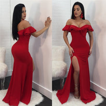 Load image into Gallery viewer, SEXY FIESTA Maxi Prom Dress
