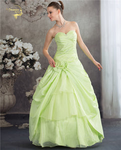 LIME LOVE Prom Dress