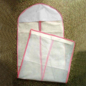 New Arrived Bridal Gown Formal Dress 150 cm Dust Bag Mens Clothing Wedding Dress Dust Storage Pink Dust Cover