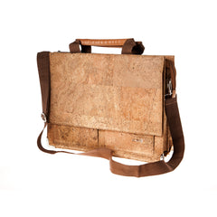 Earth Cork Briefcases Tondela - GENT.ONE