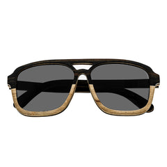Earth Wood Playa Polarized Sunglasses - GENT.ONE